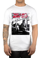 Unisex More Size And Colors New Style Crew Neck Nah I Aint Moving Bruh Short-Sleeve Tee Shirt For Men