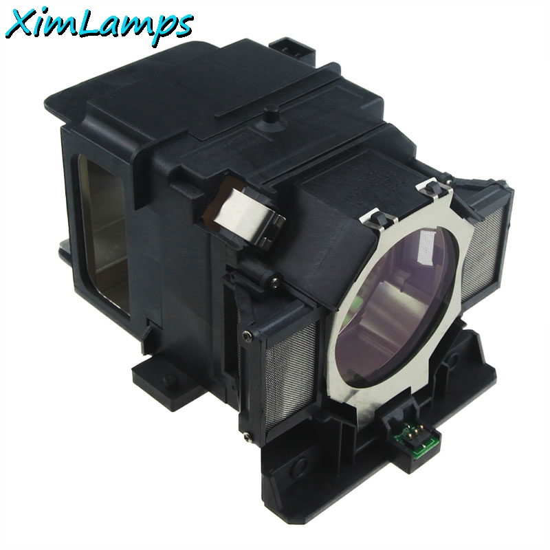 TV Projector Bare Lamp ELPLP73/V13H010L73 For EPSON EB-Z8350W/EB-Z8355W/EB-Z8450WU/EB-Z8455WU/PowerLite Pro Z8150NL elplp73 projector lamp for eb 8150nl eb z10000 eb z1000nl eb z10005 eb z1000rnl z8150 z8250wnl z8350w with housing happybate