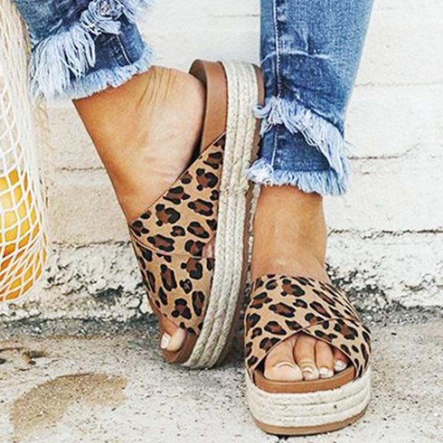 Open Toe high platform Sandals for summer 1