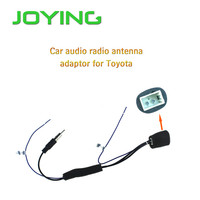 Joying 2016 Lastest Car Audio Radio Antenna Adaptor For Toyota