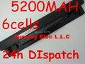 5200 mAh 6 Celdas de Batería Portátil Para Dell Inspiron 1464 1564 1764 5YRYV 05Y4YV 0FH4HR 451-11467 5 9 9JJGJ JKVC5 NKDWV TRJDK