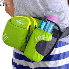 Free Shipping  8 Colors Unisex Waterproof Kettle Water Bottle Nylon Shoulder Waist Bag