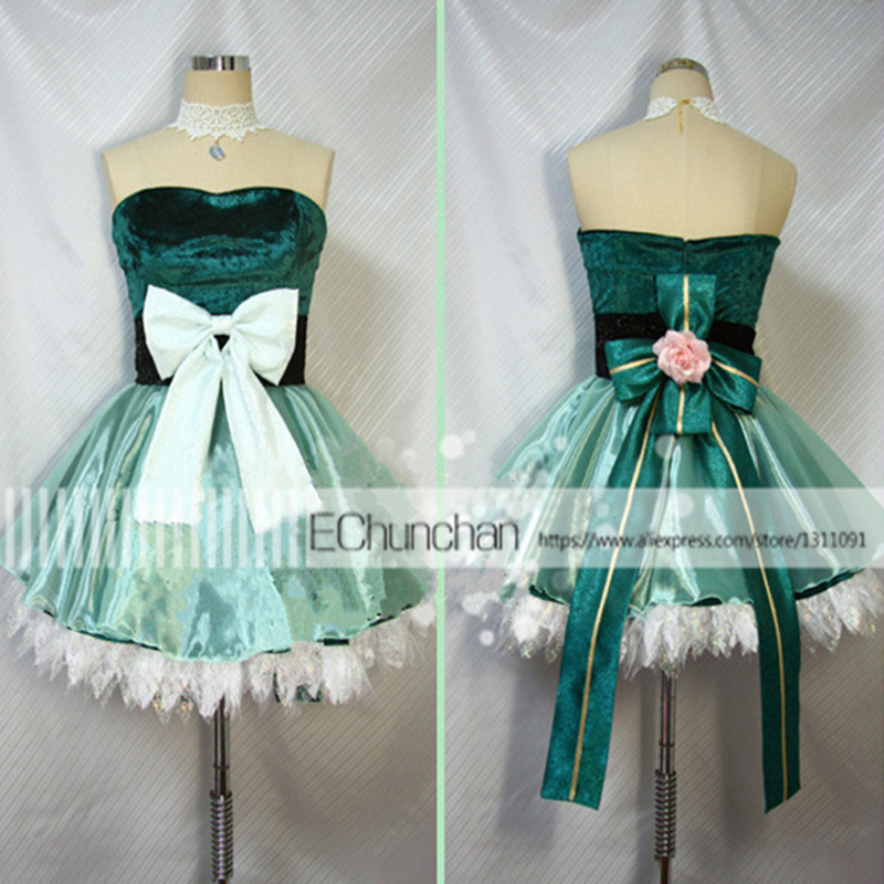 Home The Idolm@ster Cinderella Girls Kaede Takagaki Cosplay Costume Uniforms Dress With Shorts Superior Materials