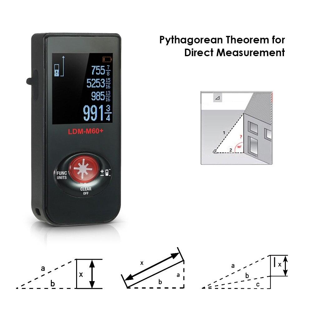 Devilevilchris Acheter Usb Laser Télémètre Numérique Outils