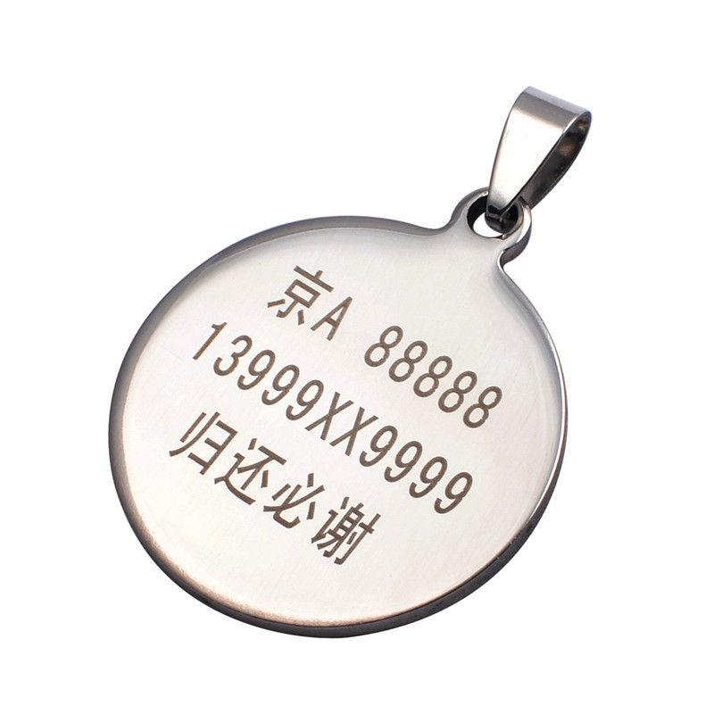 QOONG Προσαρμοσμένη γραμματοσειρά - Κοσμήματα μόδας - Φωτογραφία 6