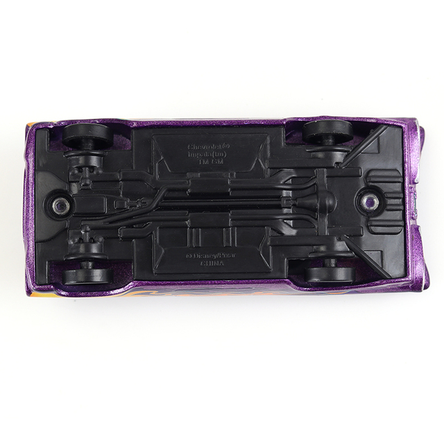 Disney Pixar Cars 2 And Cars 3 Purple Ramone Metal Diecast Toy Car 155 Loose Brand New In Stock Free Shipping