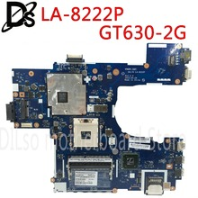 K75VJ MOTHERBOARD For ASUS K75V K75VJ K75VM mainboard QCL70 LA-8222P GT630M-2GB original mothebroard 100% test sheli k75vj for asus k75vm k75v r700vj qcl70 la 8222p laptop motherboard tested 100% work original mainboard