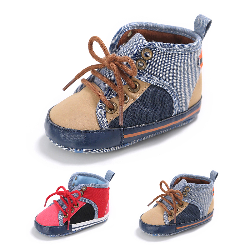 Baby shoes 0 1 years old male and female baby shoes soft