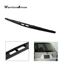 WarriorsArrow черный автомобиль задний дождь рычаг дворника лобового стекла лезвие для Subaru Forester 2006- Impreza WRX Legacy Outback