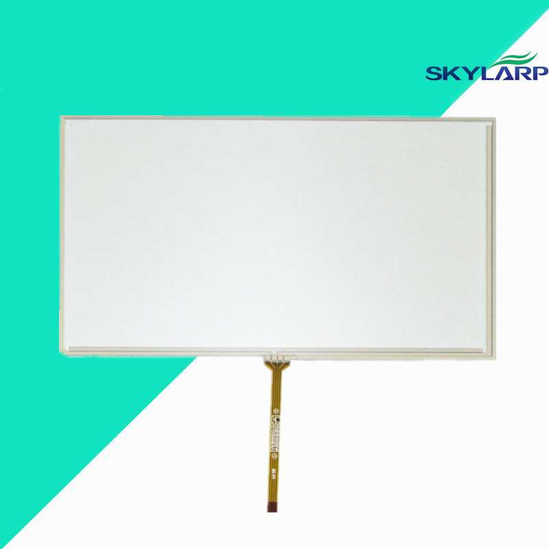 все цены на  NEW 9 inch 4 Wire Resistive Touch Screen Panel Digitizer for HSD090IDW1 TFT 211x126mm touch panel Glass Free shipping  онлайн