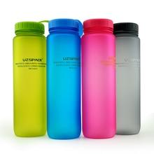 Lo nuevo Botellas de Agua libre de BPA Tritan Matorrales taza de leche Taza de Té Portable Deportes Ciclismo Recorrido Que Acampa Drinkware Mi Botella de la Coctelera