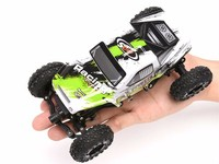 WLToys 24438 1:24 RC Racing Car Scale 4WD Rock Crawler RC Car Off Road Remote Control Children's Toys