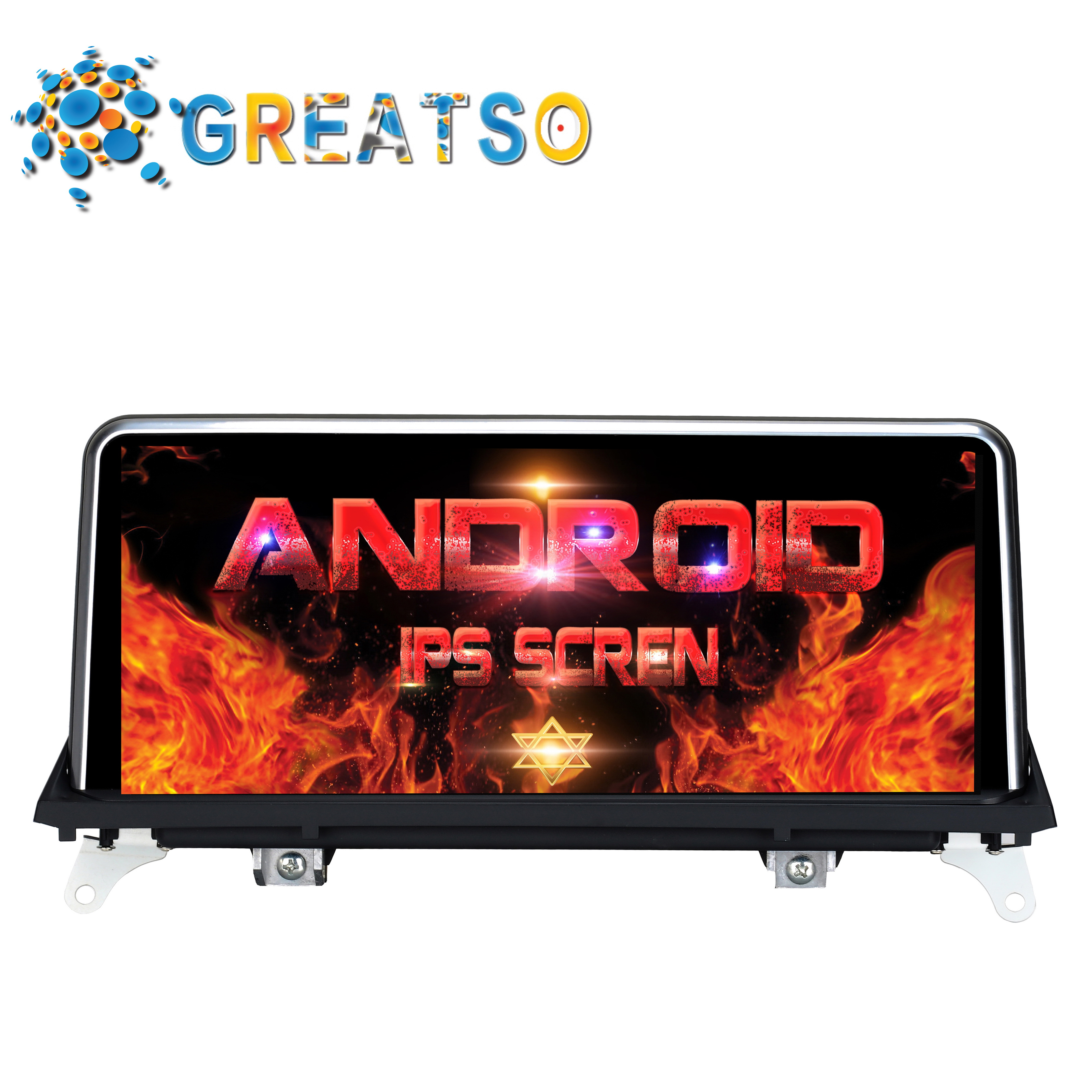 Android 7.1.1 CAR Audio DVD player FOR BMW X5 E70 FOR BMW X6 E71 gps car Multimedia head device unit receiver car monitor Screen-in Car Multimedia Player from Automobiles & Motorcycles    1