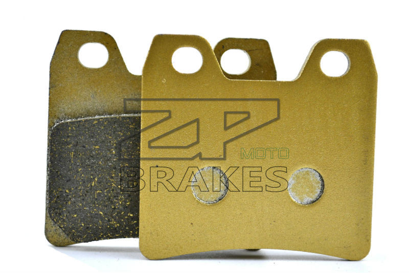 Brake Pads Organic For Rear YAMAHA FZS 1000 Fazer (FZ1) 2001-2009 OEM New ZPMOTO High Quality motorcycle carbon ceramic brake pads for yamaha fz6 600 fazer s2 2007 2009 front oem new zpmoto