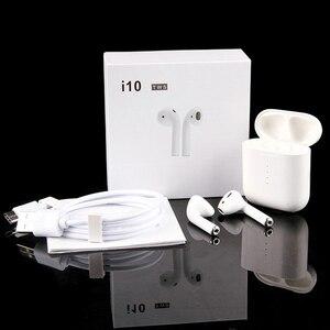 i10 tws mini air pod Wireless headphone BT5.0 Bluetooth earphones i9tws wireless headset in ear earpiece for apple/xiaomi huawei