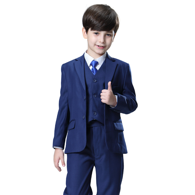 Boy Suits Forml Costume Enfant Garcon Mariage Boys Suits for Weddings Disfraces Infantiles Costume Garcon Mariage Kids Blazer