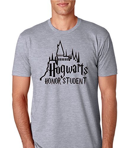 'Hogwarts Honor Student' Men T-Shirt