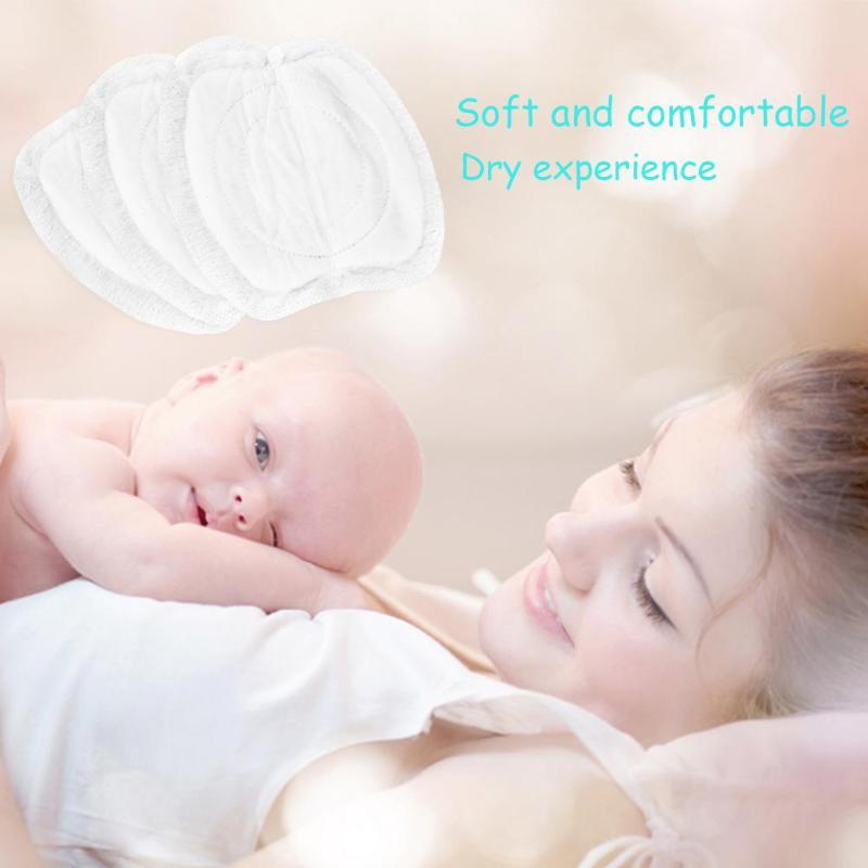 36pcs/Set Reusable Breast Nursing Pads Washable Soft Baby Feeding Breast Pad Disposable Anti-overflow Nursing Pads Mats