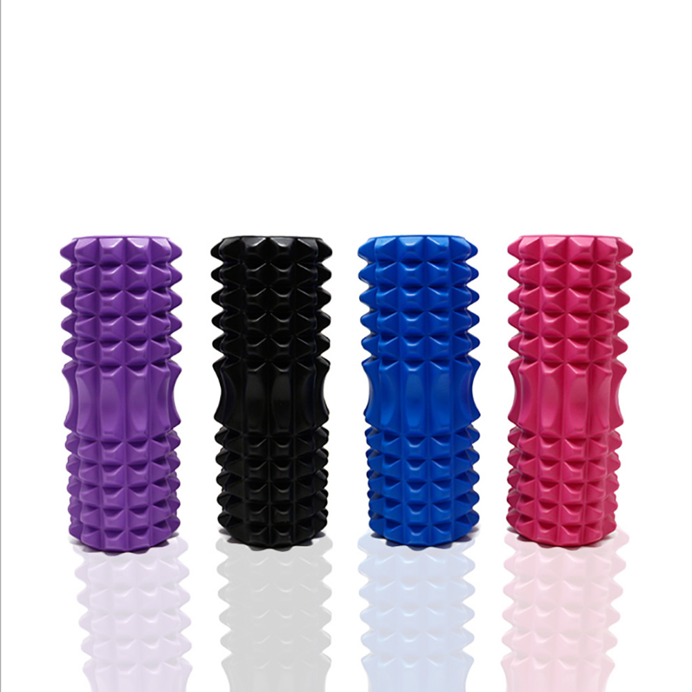 Whole Body Massage Roller EVA Material Yoga Column Muscle Training Fitness Equipment Relieve Stress Exercise Sports Tool in Massage Relaxation from Beauty Health