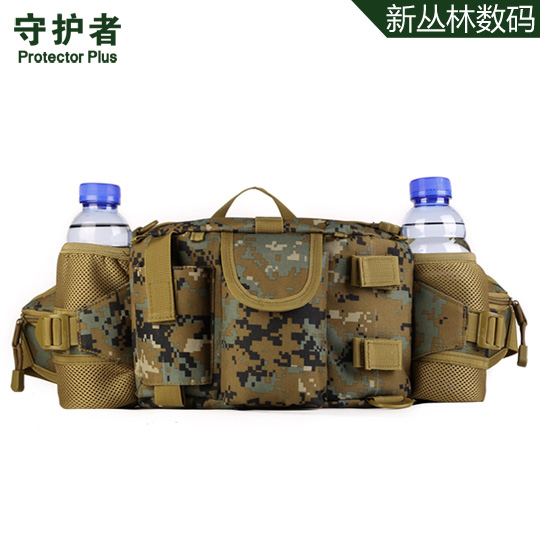 Protector Plus Outdoor Climbing Military Tactical Rucksacks Sport Camping Hiking Trekking Waist Bag Newest