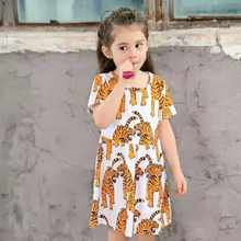 2bc2d93aeb2 Распродажа Baby Dresses 5 Years Old - товары со скидкой на AliExpress