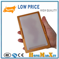De laminación de aluminio molde para samsung galaxy note edge n9150 pantalla lcd laminador molde de metal