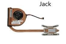 The new Thinkpad laptop Radiator cooling fan integration T440 FRU 04X3909 Cooler Radiator Heatsink