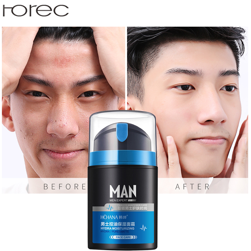 ROREC Aloe Vera Whitening Face Cream Hyaluronic Acid Moisturizing Serum Anti Wrinkle Aging Mens Day Cream Oil Control Acne Cream in Facial Self Tanners Bronzers from Beauty Health