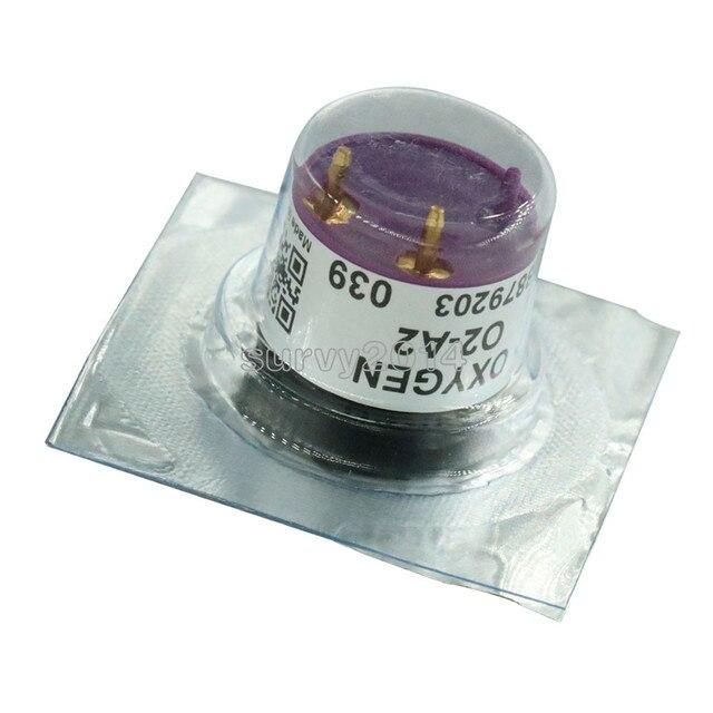 1 sztuk czujnik tlenu O2 A2 O2A2 02 A2 02A2 gazu czujnik ALPHASENSE czujnik tlenu nowe i oryginalne zdjęcie