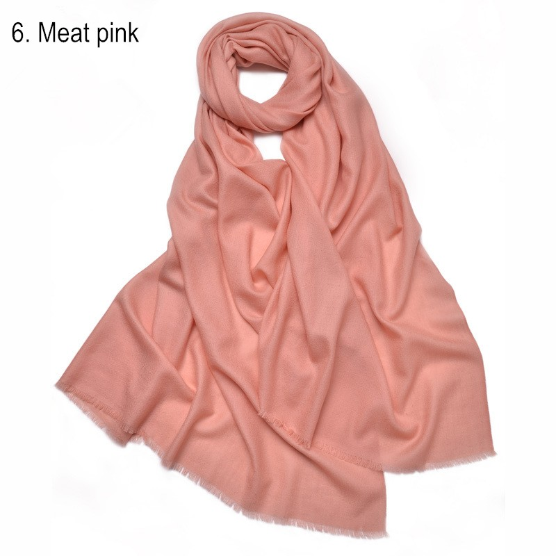 6. Meat pink