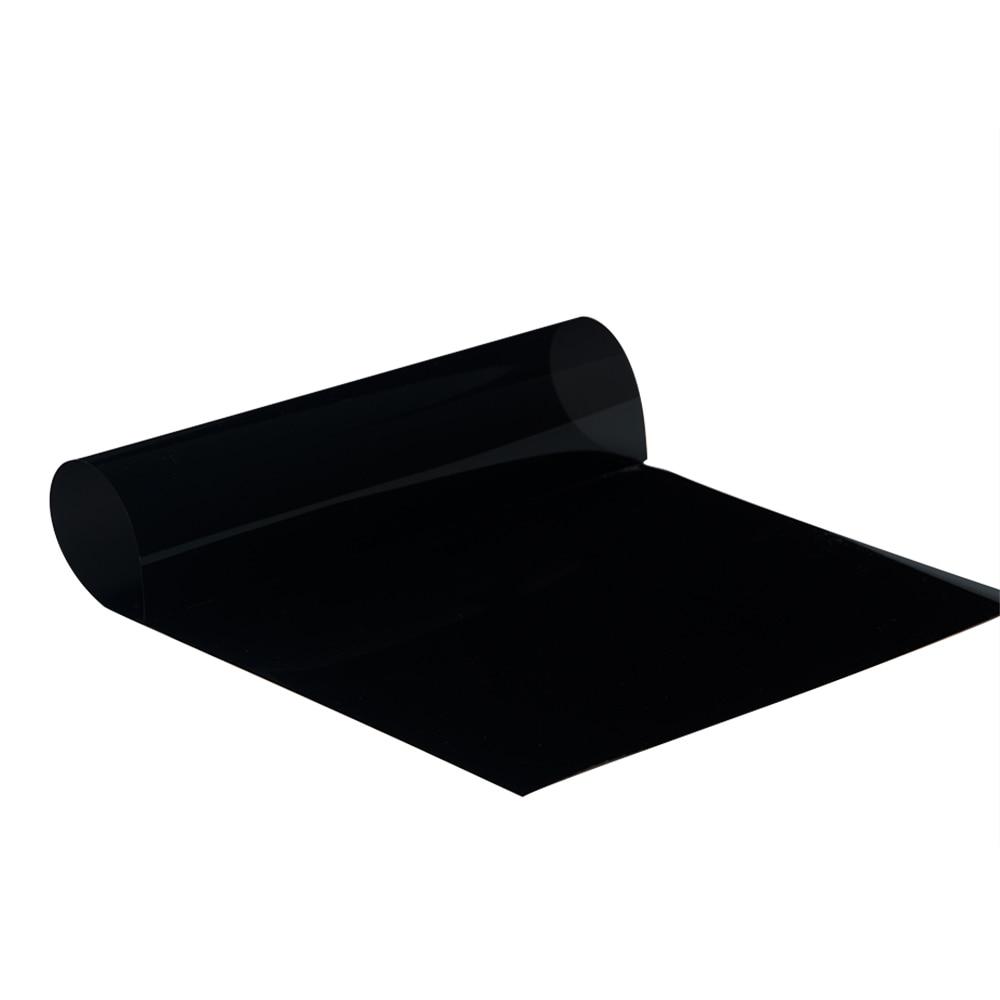 Image 4 - Nano Ceramic Solar Tint Film VLT 5% UV 99% Self sticker Car Window Tint Film Privacy Sun Glare Heat Reduction-in Window Foils from Automobiles & Motorcycles