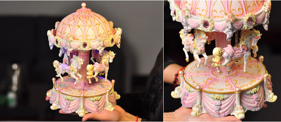 Carousel Music Box (12)