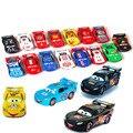 19 Шт./компл. Ограниченным Тиражом Pixar Автомобили литья под давлением № 95 19 Страны маккуин Металл Игрушечных Автомобилей 1:55 Свободные Абсолютно Новый Сплав Автомобиль Игрушки