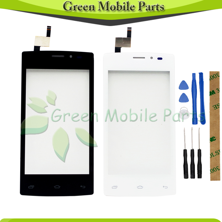 100% Tested Touch Sensor For Tele2 Tele 2 Mini Touch Screen Digitizer Front Glass Lens Panel Replacement
