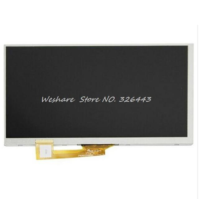 New 7 Inch LCD Screen YQL070CNIS30-K1 Display YQL070CNIS30 Replacement Free Shipping