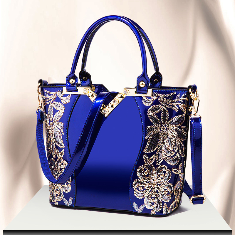 Ladies New PU leather crossbody bags for women messenger bags High Quality Patent Leather Women Bag Soulder hand bag for women