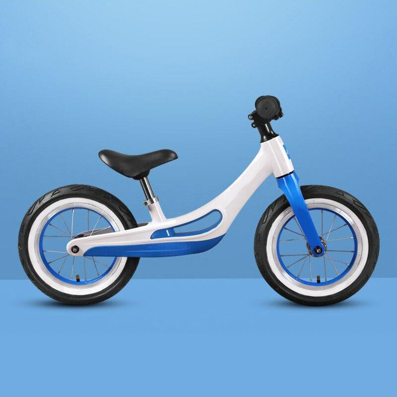 Tour de vélo pour enfants voitures miniatures voiture coulissante sans pédale - 2