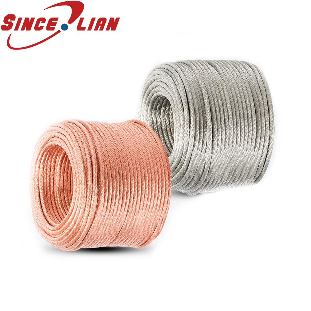 Silver Grounding Wire - DATA WIRING •