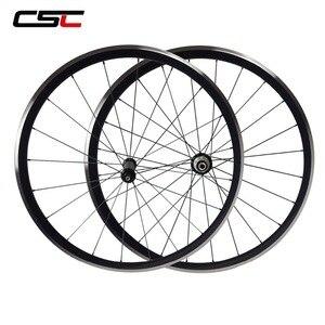 Image 5 - Super light Kinlin XR300 Wheelset 30mm Clincher Alloy Wheelset Aluminum Wheels