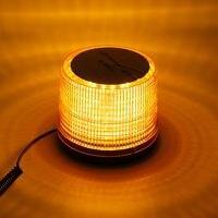 NEUE Safurance Magnetische 72 LED-Blitz Warning Licht Rotierenden Dach Strobe Beacon Licht Bernstein Verkehrssicherheit Ampel