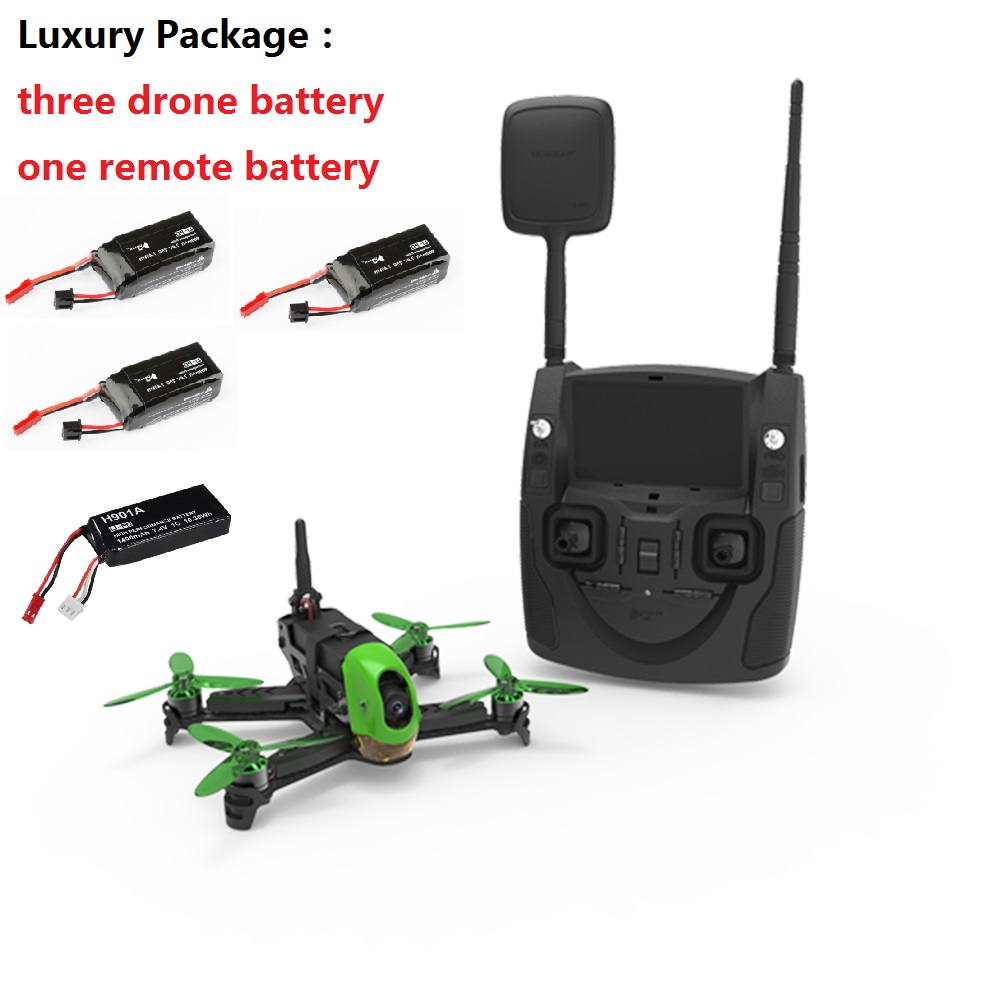 Assorted Colors Hubsan X4 Micro Quadcopter With Camera