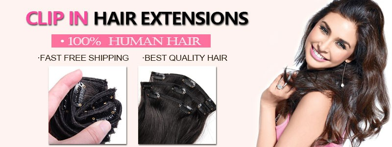 clip in human hair extensions24