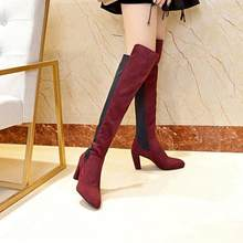 c3dd722933d Popular Elastic Side Boots-Buy Cheap Elastic Side Boots lots from China Elastic  Side Boots suppliers on Aliexpress.com
