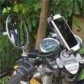 Bicicleta de La motocicleta Soporte para Teléfono Móvil Soporte Del Teléfono Soporte para iPhone Todo tipo de Móviles/GPS/PDA/MP4GPS Soporte de bicicleta