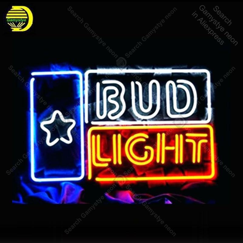 "15/""x14/""WILDCAT Neon Sign Light Beer Bar Pub Wall Decor Handcraft Real Glass Tube"