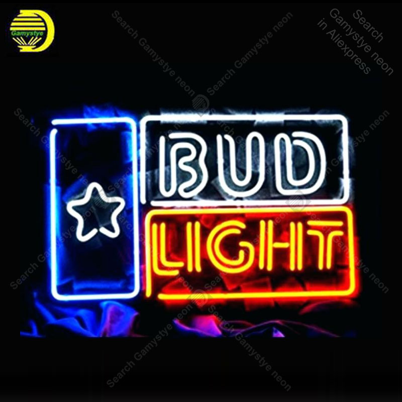 Enseigne au néon personnalisée maison est où l'amour est lumière Tube de verre néon ampoules Bar à bière chambre affichage accessoires néon lumière décor chambre