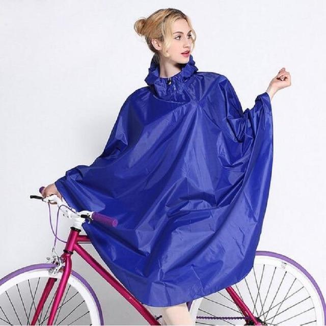Donne Impermeabile Moda Adulto Professionale Bike Pioggia Poncho Donne  Impermeabile Con Cappuccio Outdoor Impermeabili Bicicletta Impermeabile 2d65c150c55c