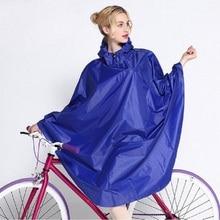 Home Garden - Household Merchandises - Women Raincoat Professional Adult Fashion Bike Rain Poncho Women Hooded Raincoat Outdoor Bicycle Rainwear Waterproof Rain Coat