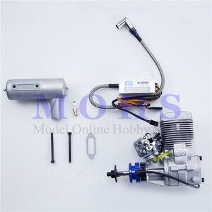 Image 2 - Ngh 2 motores do curso ngh gt25 25cc 2 motores a gasolina motores a gasolina rc aviões rc avião dois tempos 25cc motores