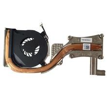 New original CPU Cooling Fan Heatsink For DELL E6410 Cooler fan E6410 Fan Radiator For Independent Graphics Card Fan Heatsink